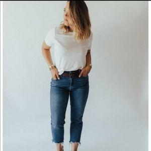 CJLA Ryder Step Hem Jeans Size 11 NWT